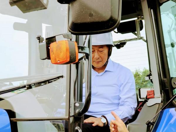 日本有数の農機メーカー「井関農機㈱」